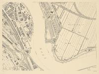 I-153-9 Blad 9: Feijenoord en polder De Esch.