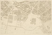 I-216-02-11 Plattegrond van Rotterdam in 49 bladen. Blad 11: Oud-Charlois, Tarwebuurt, Bloemhof, het Brabantse Dorp.