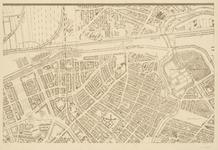 I-216-02-2 Plattegrond van Rotterdam in 49 bladen, Blad 2: Oude Noorden en delen van Crooswijk en Hillegersberg-Zuid.
