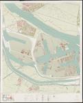 I-260-10 Topografische kaart van Rotterdam e.o. | bestaande uit 31 bladen. Blad 10: Botlek.
