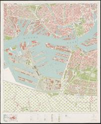 I-260-12 Topografische kaart van Rotterdam e.o. | bestaande uit 31 bladen. Blad 12: Waalhaven.