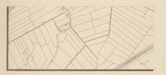 I-97-7 Plattegrond van Rotterdam. Blad 7: het afgebeelde gebied omvat: de Kleinpolder, de Blijdorpse Watering en een ...