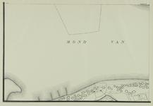 XXVIII-4-17 Blad 17: monding van de Maas, kust Oostvoorne.