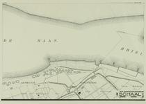 XXVIII-4-18 Blad 18: Oostvoorne, Kruiningergors.