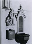 1967-81 Interieur van de kerk 'De Allerheiligste Verlosser' aan de Goudse Rijweg.