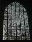 1967-89 Het westelijk raam in het transept van de kerk 'De Allerheiligste Verlosser' aan de Goudse Rijweg,