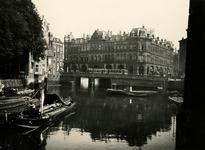 1968-1672 De Kolk.Op de achtergrond Plan C.