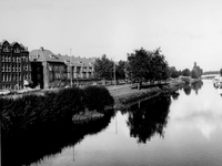 1968-2560 De Boezem, met Boezemlaan gezien vanuit het zuidoosten.