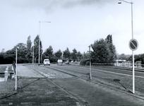 1968-2678 De Jaffabrug aan de Boezem met daarachter de Boezemlaan, gezien vanuit het oosten.