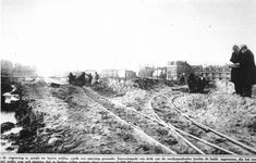 1968-3162 Gezicht op het graven van de Coolhaven.