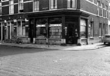 1969-2648 Gezicht in de Gaffeldwarsstraat met rechts de Gaffelstraat.