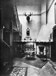 1969-514 Interieur van een villa aan de Heemraadssingel.