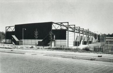 1971-1869 Gezicht op de Energiehal aan de Abraham van Stolkweg.