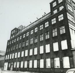 1971-2505 Voormalig fabrieksgebouw van Jamin in de Hugo de Grootstraat.