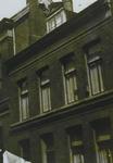 1972-144 Pand naast het schoolgebouw in de Kortebrantstraat.