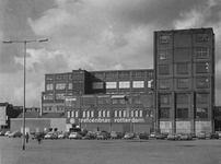 1972-364 Trefcentrum Rotterdam in de voormalige fabriek van Jamin aan de Warande. .