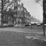 1973-790 Gezicht op de oostzijde van de Heemraadssingel en de Volmarijnstraat.