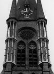 1974-670 Toren van de rooms-katholieke kerk van de Allerheiligste Verlosser.