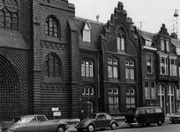 1974-672 De pastorie van de rooms-katholieke kerk de Allerheiligste Verlosser aan de Goudse Rijweg.