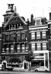 1975-1967 Chinees restaurant en Chinees winkeltje aan de noordzijde van de Nieuwe Binnenweg.