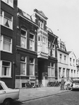 1975-627 Het wijkorgaan Delfshaven aan de Havenstraat 183, uit het zuidoosten.