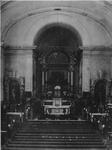 1975-732 Interieur van de Sint-Anthonius Abtkerk aan de Havenstraat.