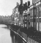 1976-309 Gezicht op de Binnenrotte.Op de achtergrond de Boerenvismarkt.