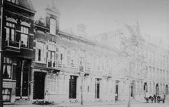 1978-3012 Gezicht op de zuidzijde van de Schietbaanlaan nabij de 's-Gravendijkwal.