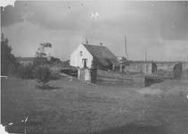 1989-3079 Huisje in omgeving aan de Kralingse Verlaat.