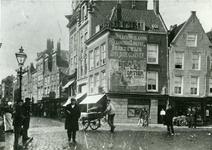 IX-1171-01 De Goudsesingel, links de Heerenstraat.