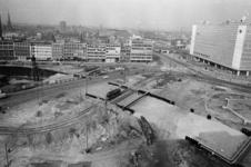 IX-1343-19-18-68 Aanleg van de metro omgeving Hofplein - Weena.