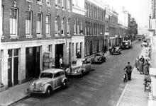 IX-1497-00-02 Gezicht in de Josephstraat vanuit de Nieuwe Binnenweg gezien.