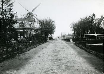 IX-1617-02 Kortekade bij Plaszoom ter hoogte van molen De Lelie