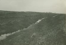 IX-1632-01 Terrein voor de aanleg van de Kralinger Hout in het Kralingse Bos.