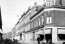 IX-1876-05 Gezicht in de Sint-Mariastraat met rechts de Gaffelstraat.