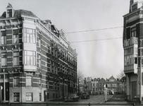 IX-1878-00-03 De Marktveldstraat vanaf de Veemarkt - Boezemsingel, uit het westen.