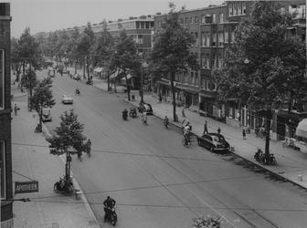 IX-1922-05 Gezicht op de Mathenesserweg.