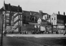 IX-1942-5 De Meent en de Lange Torenstraat.