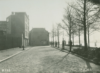 IX-2845 Gezicht op de oostzijde van de Schiemond.