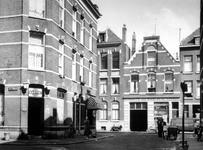 IX-2985-02-01 Gezicht in de Van Speykdwarsstraat (Van Speyksstraat/Kogelvangerstraat).. Links hoek van de Josephlaan en ...