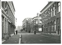 IX-3457 Hoek Witte Leeuwensteeg - Schiedamsedijk.
