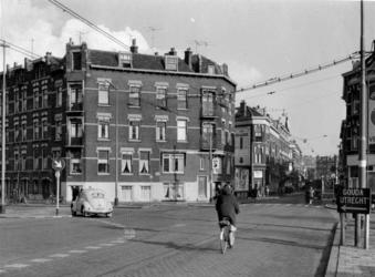 IX-927-11 Goudse Rijweg bij het kruispunt Sophiakade en Vredenoordkade.