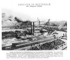 VII-449-00-29 Gezicht op de Parkhaven.