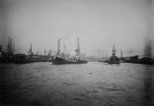 VII-468-41 Schiehaven uit het westen.