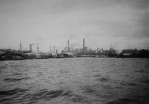 VII-469-01 Schiehaven uit het westen