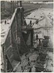 X-11-12-03-1 Uitvoering van grondwerkzaamheden voor de verbreding van het sluishoofd van bouwdok Heysehaven.