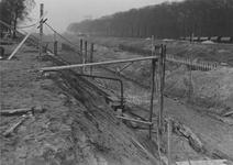X-11-14-12 Werkzaamheden voor de aanleg van de Maastunnel en de tunneltraverse.