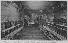 X-11-192-02 Bouw van de Maastunnel.