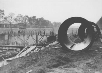 X-11-45-01 Elementen gebruikt voor de aanleg van de Maastunnel.