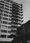 XIV-153-05 Het HBU-gebouw aan de Coolsingel.
